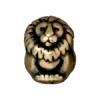 Bead Lion Euro Bead 11mm Brass Oxide